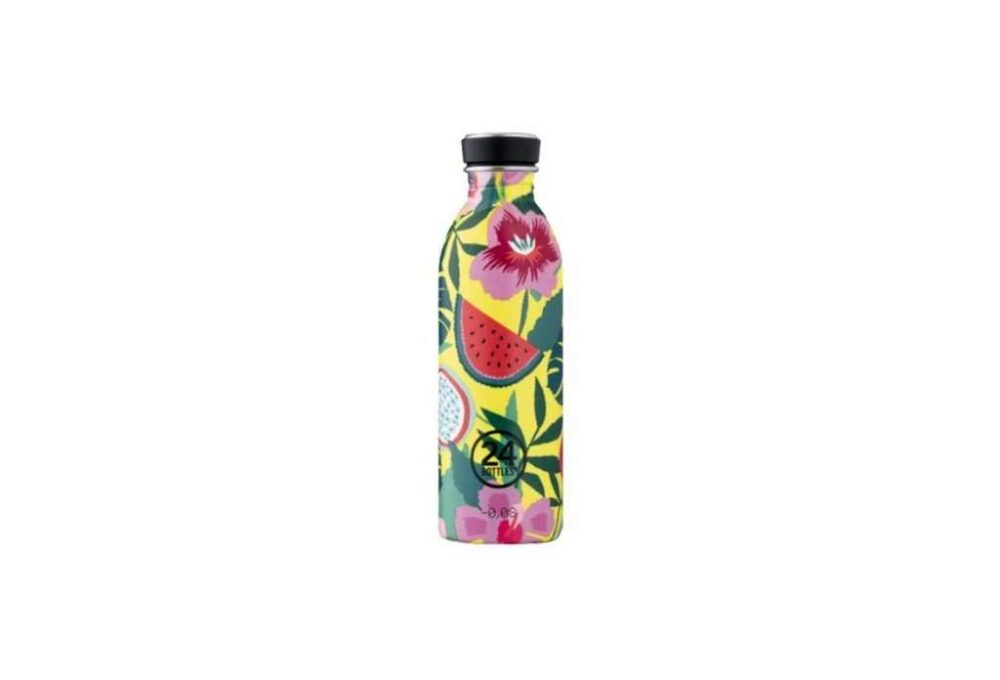 Ampolla Tropical d'acer inoxidable 500ml