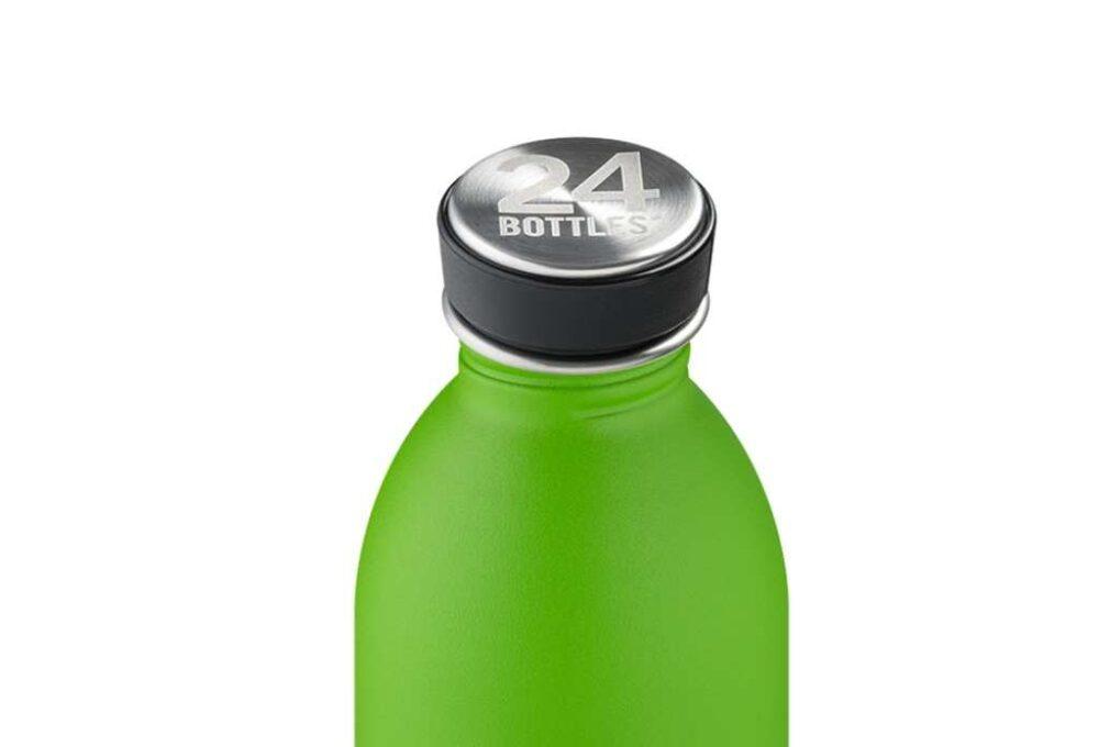 Ampolla Verd llima d'acer inoxidable 500ml