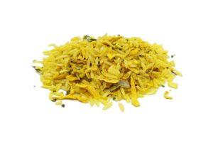 Arròs ecològic amb gingebre i cúrcuma