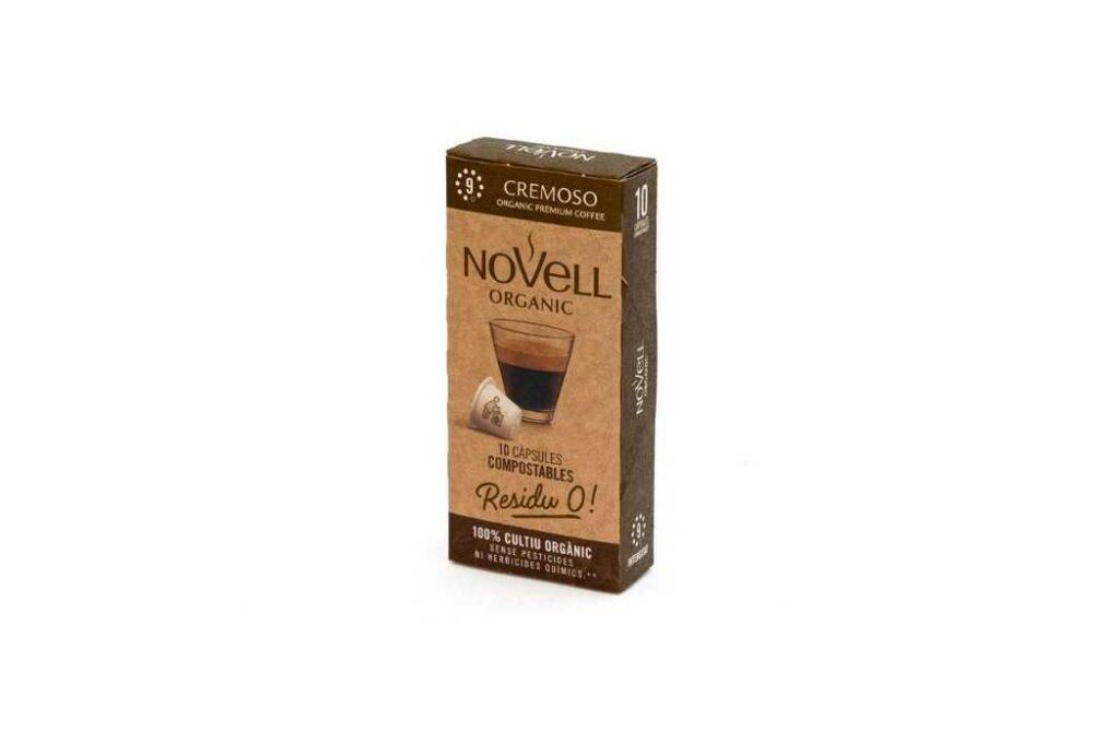 Cafè cremós novell (20unitats)