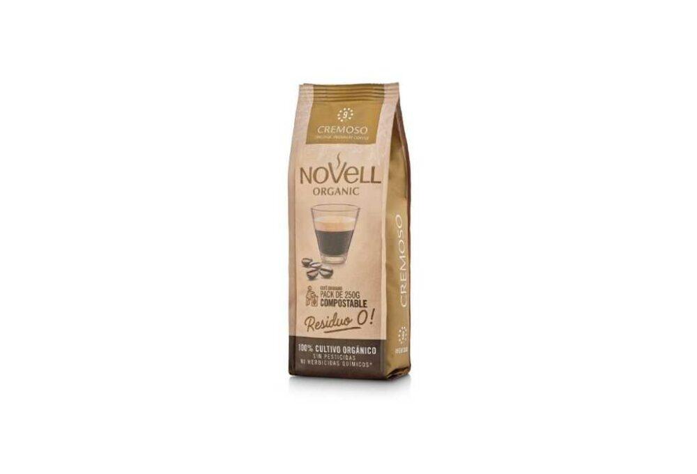 Cafè ecològic Cremoso Novell
