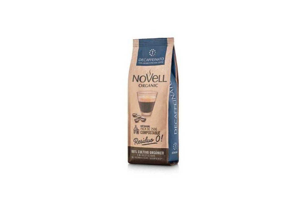 Cafè ecològic Descafeinatto Novell
