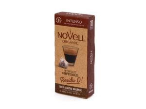 Càpsules cafè Intenso Novell (10u)