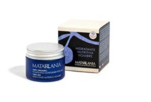 Crema hidratant nutritiva per home Matarrania