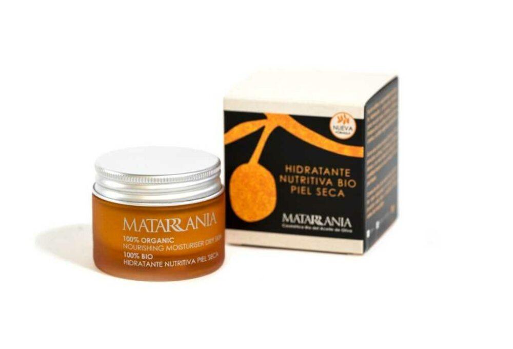 Crema hidratant nutritiva per pells seques Matarrania