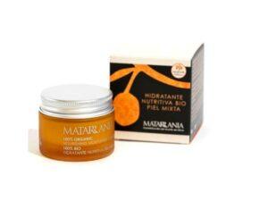 Crema hidratant per pell mixta Matarrania