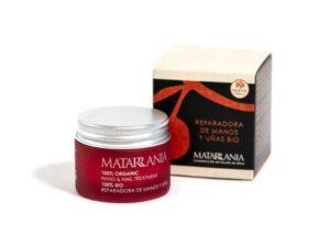 Crema reparadora per mans i ungles Matarrania