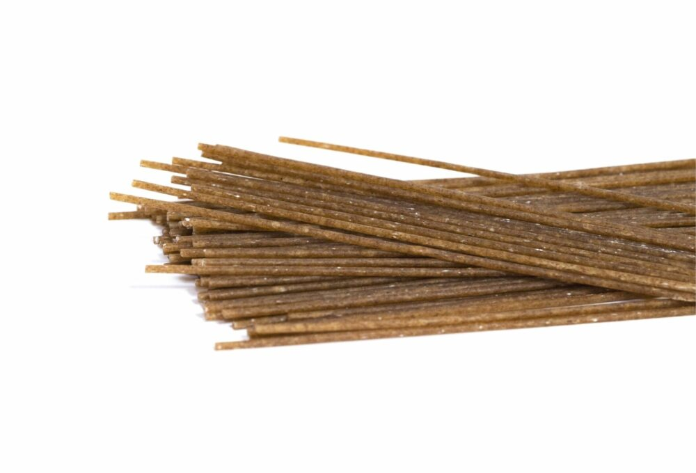 Espagueti de blat integral ecològic