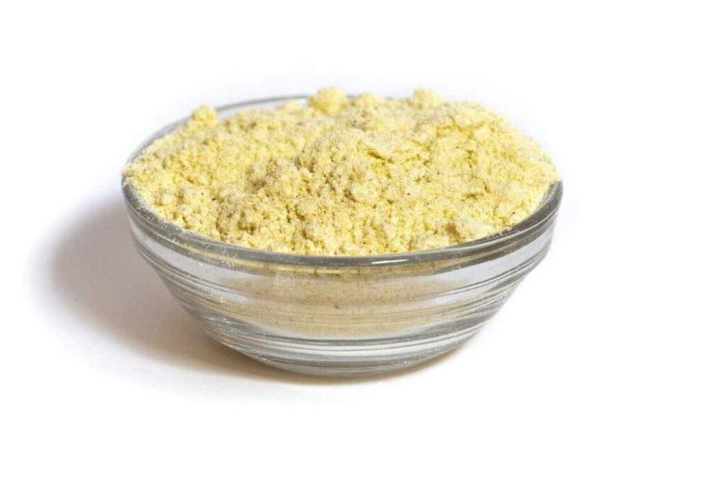 Farina de blat de moro ecològica