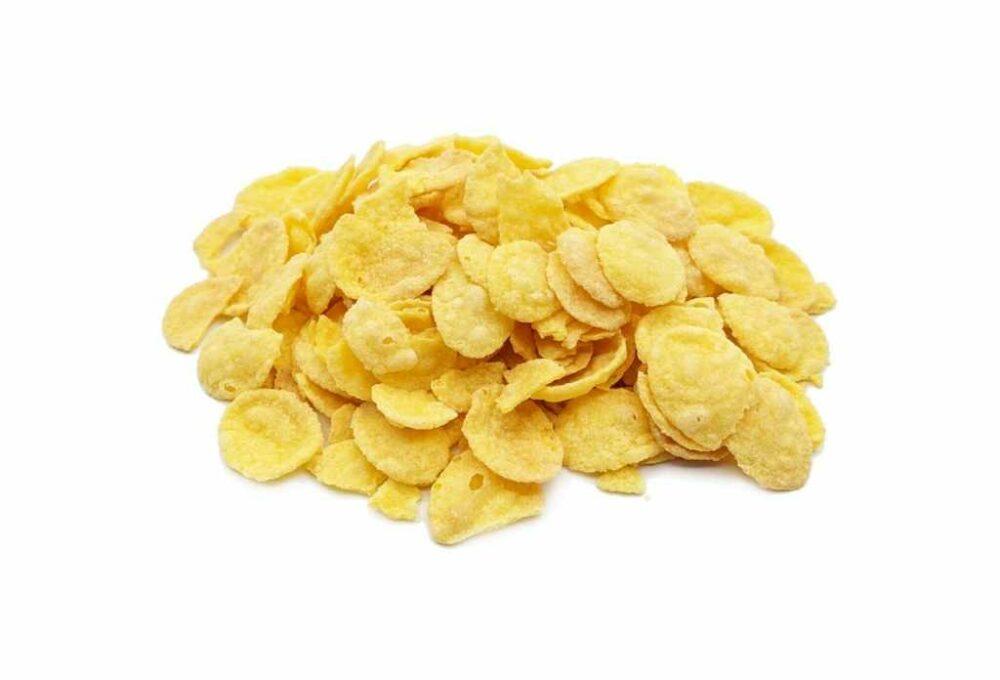 Flocs de blat de moro (corn flakes) ecològics