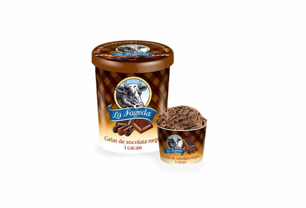 Gelat de xocolata La Fageda 100ml