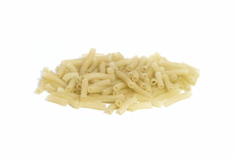 Macarrons d'arròs i quinoa (sense gluten)