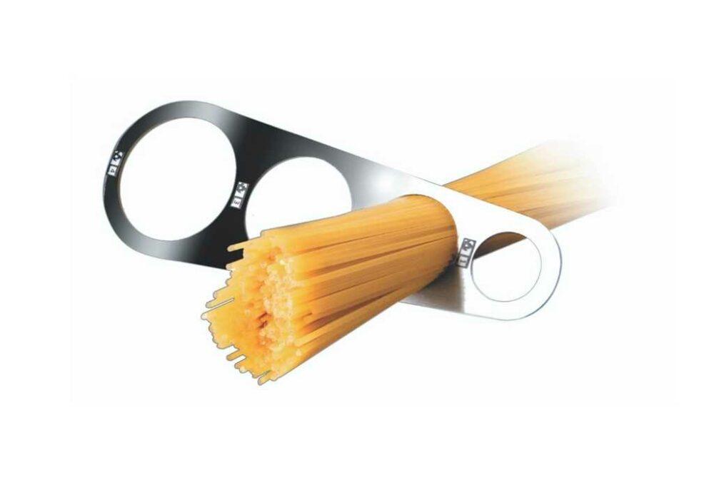 Medidor per racions d'espagueti