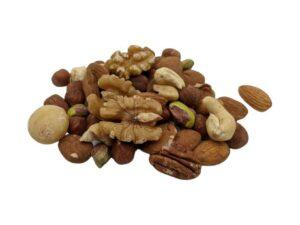 Mix de fruits secs crus