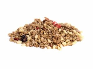 Musli de fruits vermells ecològic
