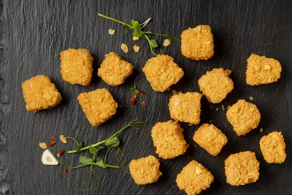 nuggets cruixents vegans luca foods 1