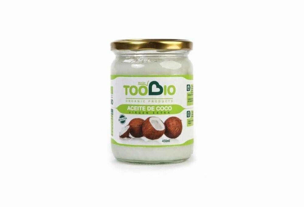 Oli de coco ecològic 500ml