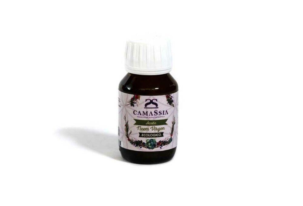 Oli vegetal de Neem ecològic 50ml