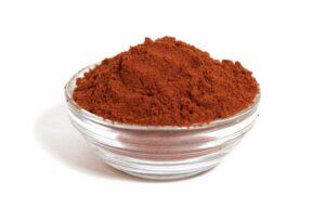 Pebre vermell pincant (Caiena)