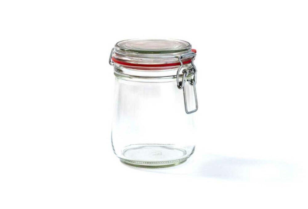 Pot de vidre hermètic 800ml