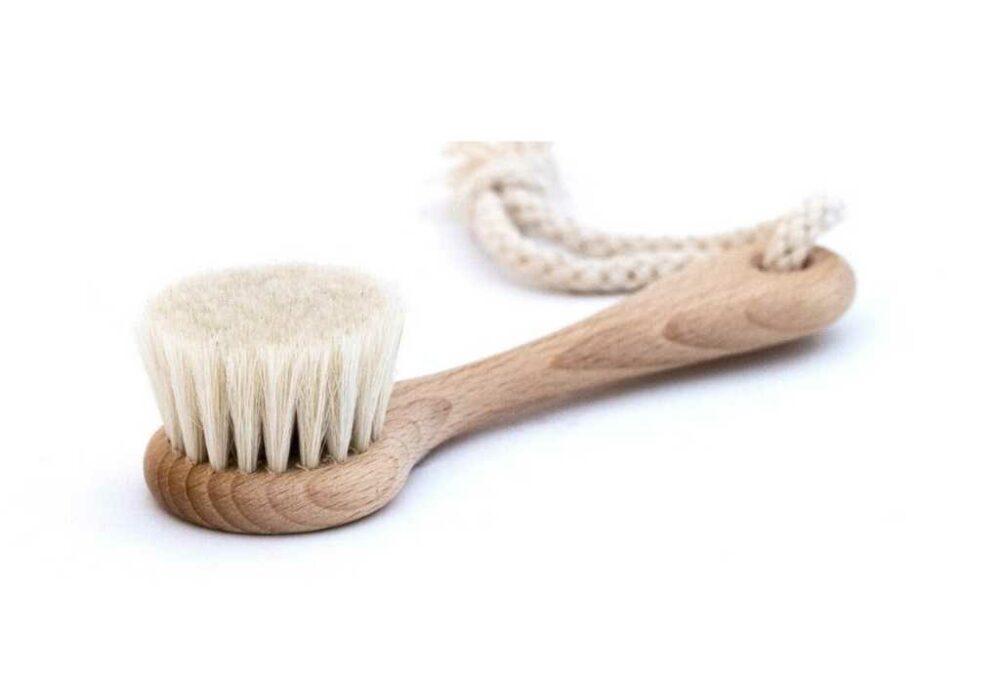 Raspall de neteja facial