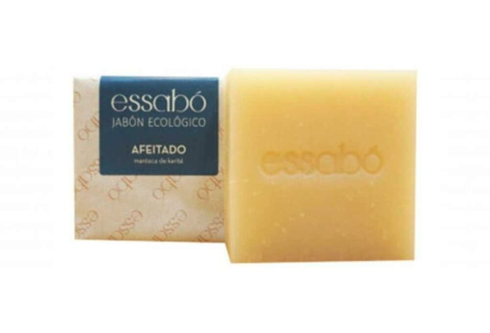 Sabó per afaitat i barba ecològic