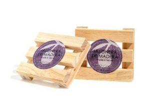 Sabonera de fusta de pi