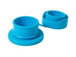Tap per ampolla blau PURA