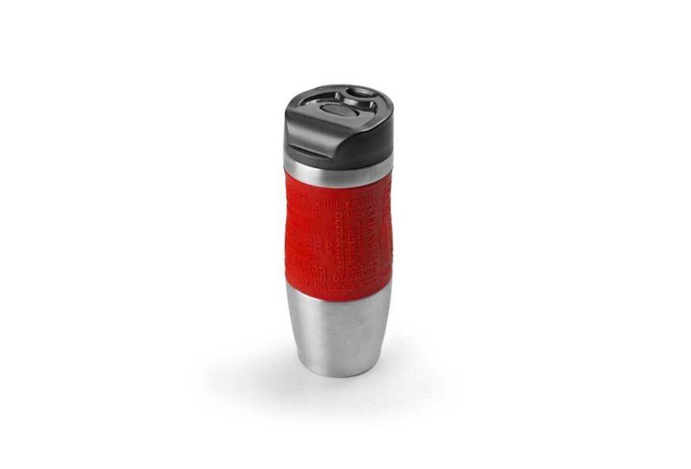 Tassa tèrmica vermella