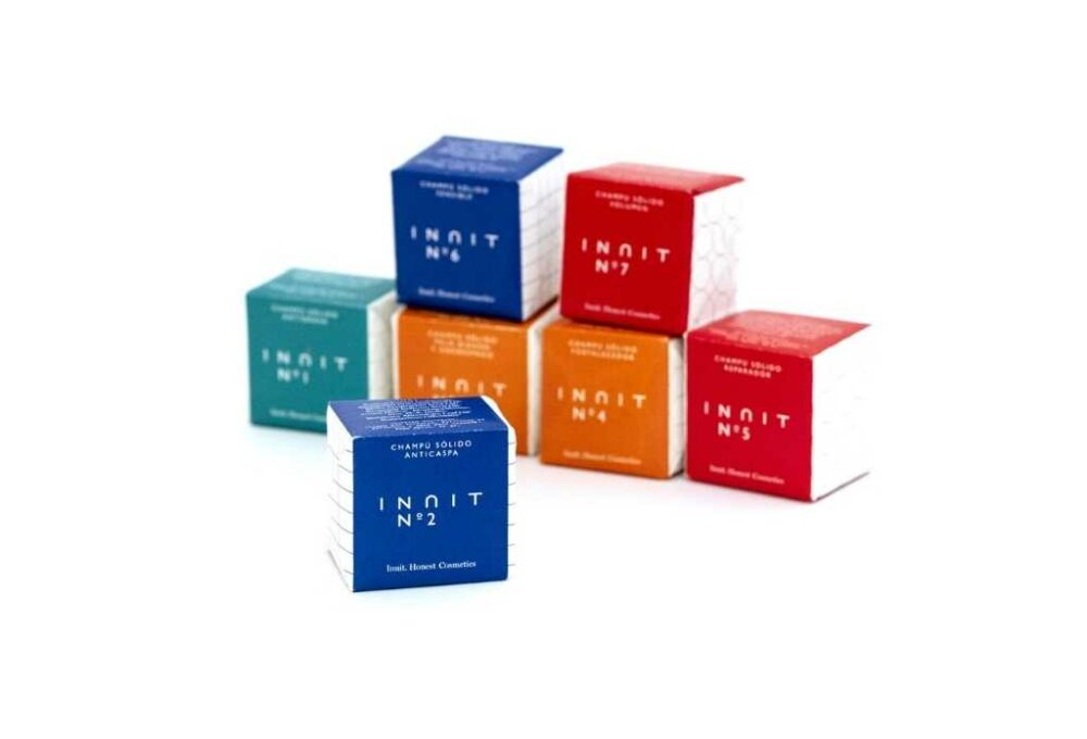 Xampú sòlid Anti Caspa n.2 INUIT