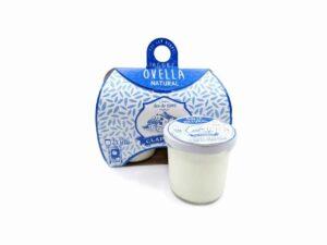 Iogurt ecològic natural d'ovella (2x128g)