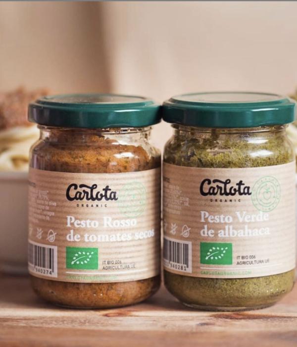 Conserves Veganes Carlta Organic