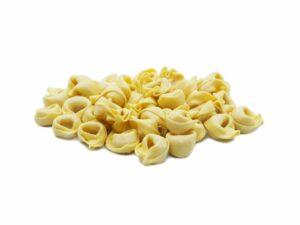 Tortellini facits amb formatge