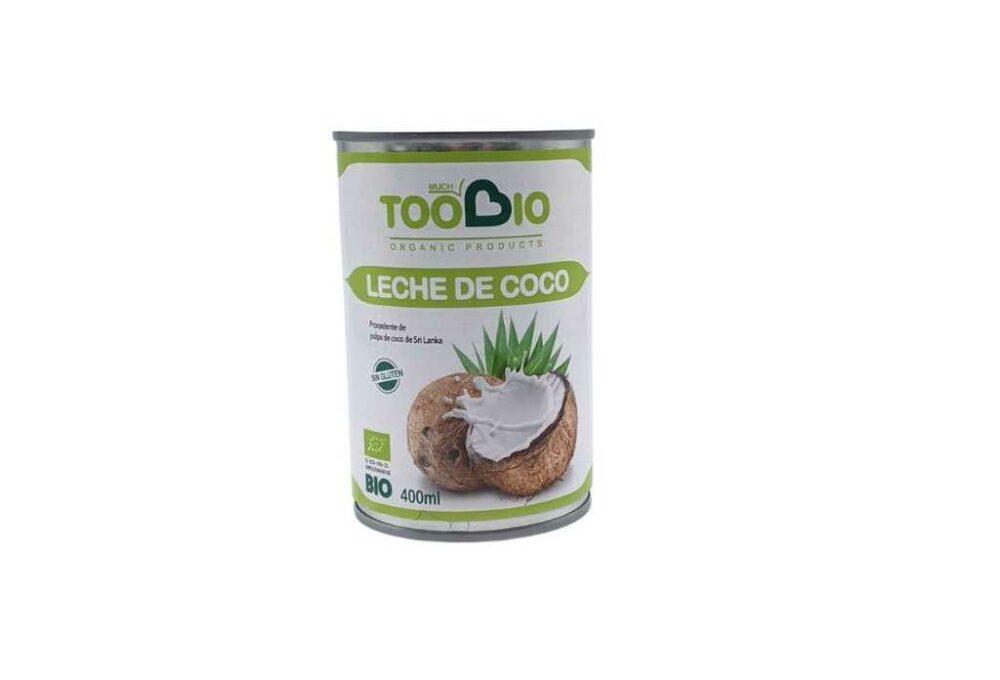 Llet de coco ecològica 400ml