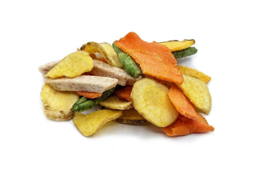 Xips de verdures