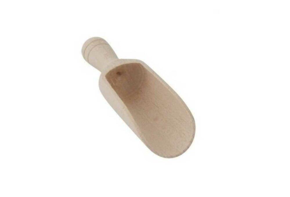 Cullera de fusta per te i espècies