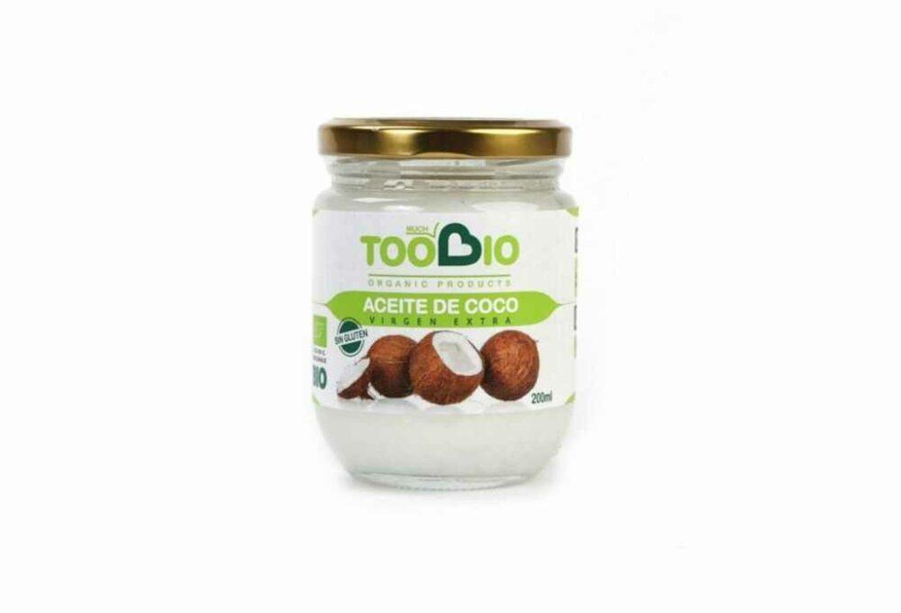 Oli de coco Ecològic 200ml