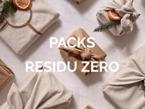 Packs residu zero