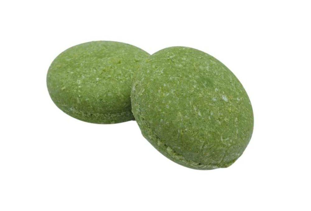 Xampú sòlid herbal