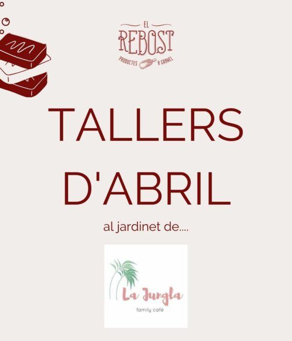 Tallers d'Abril de la botiga sense residus El Rebost
