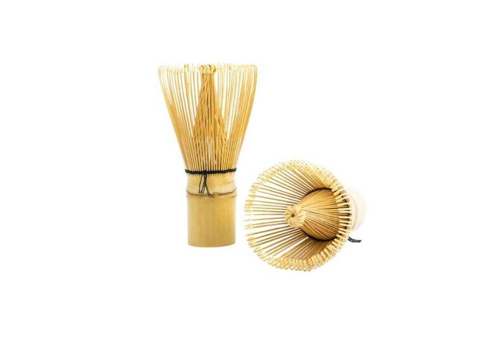 Batedor de bambú Chasen